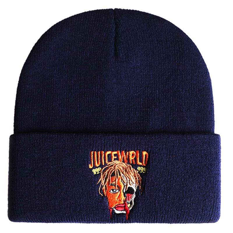 Juice Wrld 999 Skulll Beanie