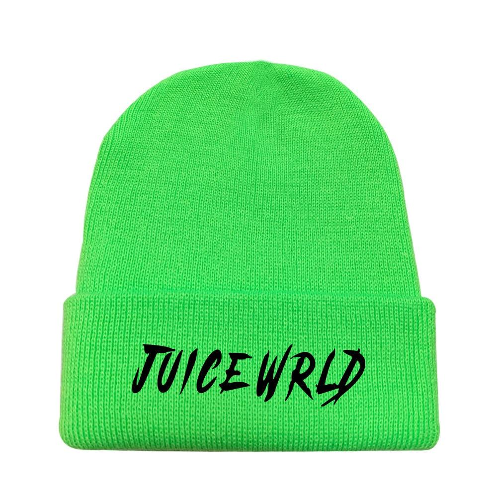 Juice Wrld Knitted Beanie
