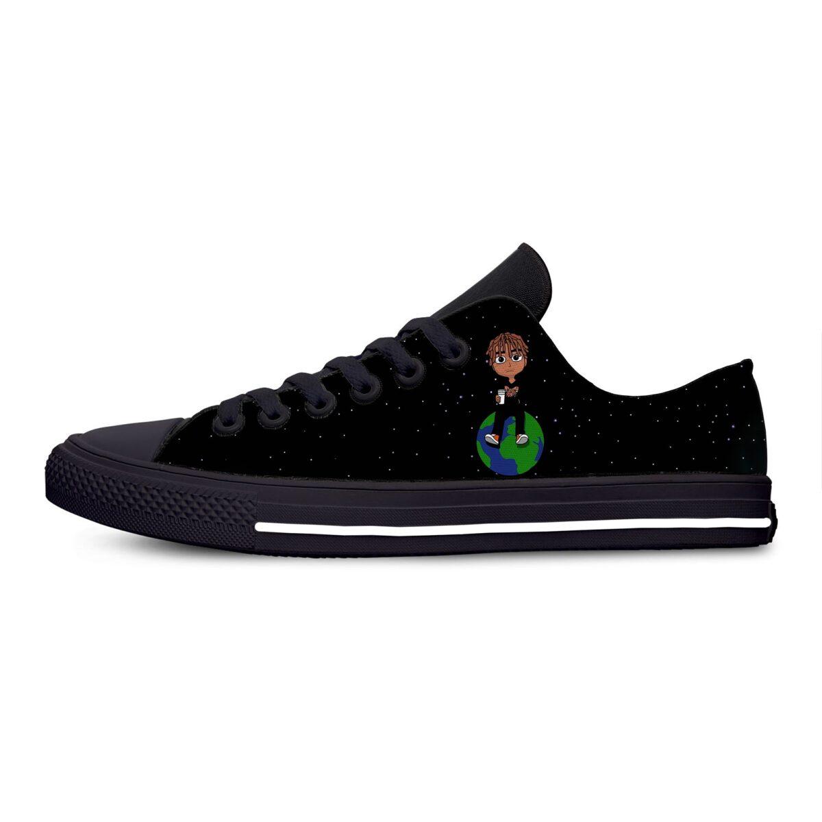 Juice Wrld Rapper Cool Shoes