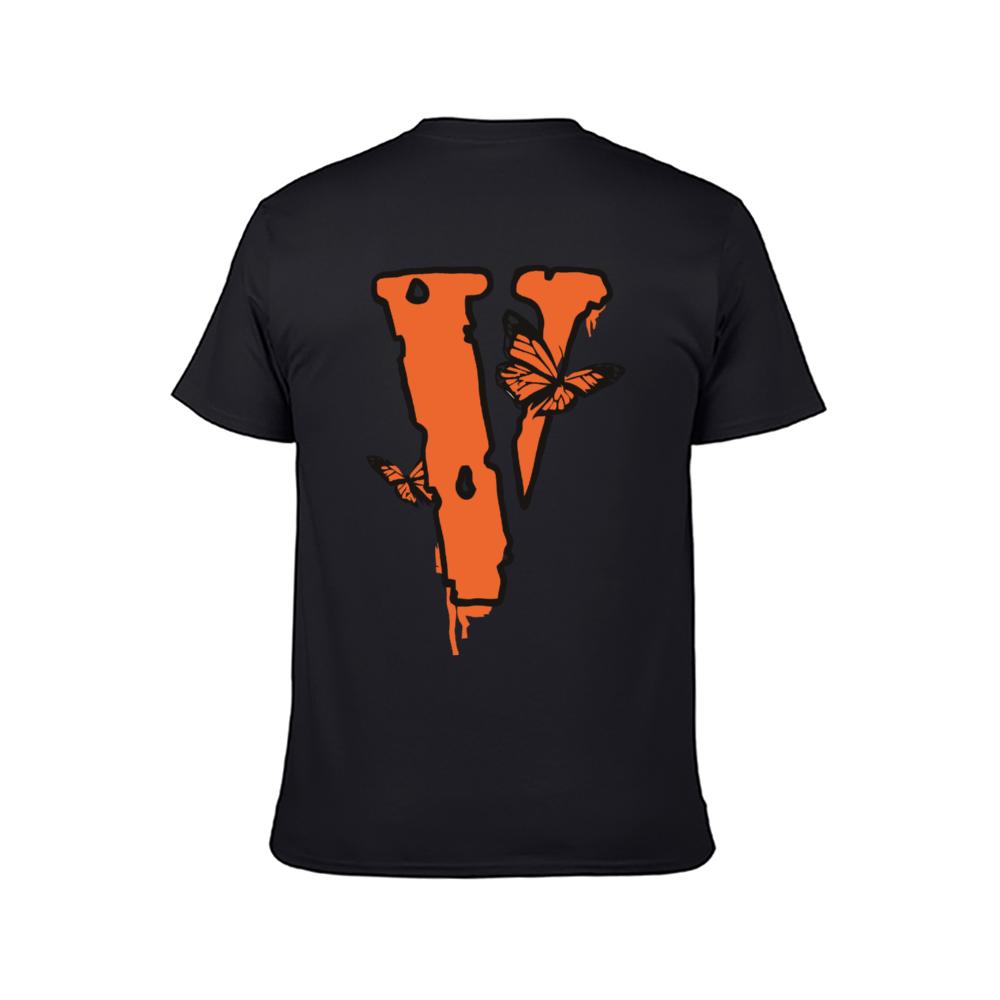 Juice Wrld x Legends Never Die Butterfly Vlone T-Shirt