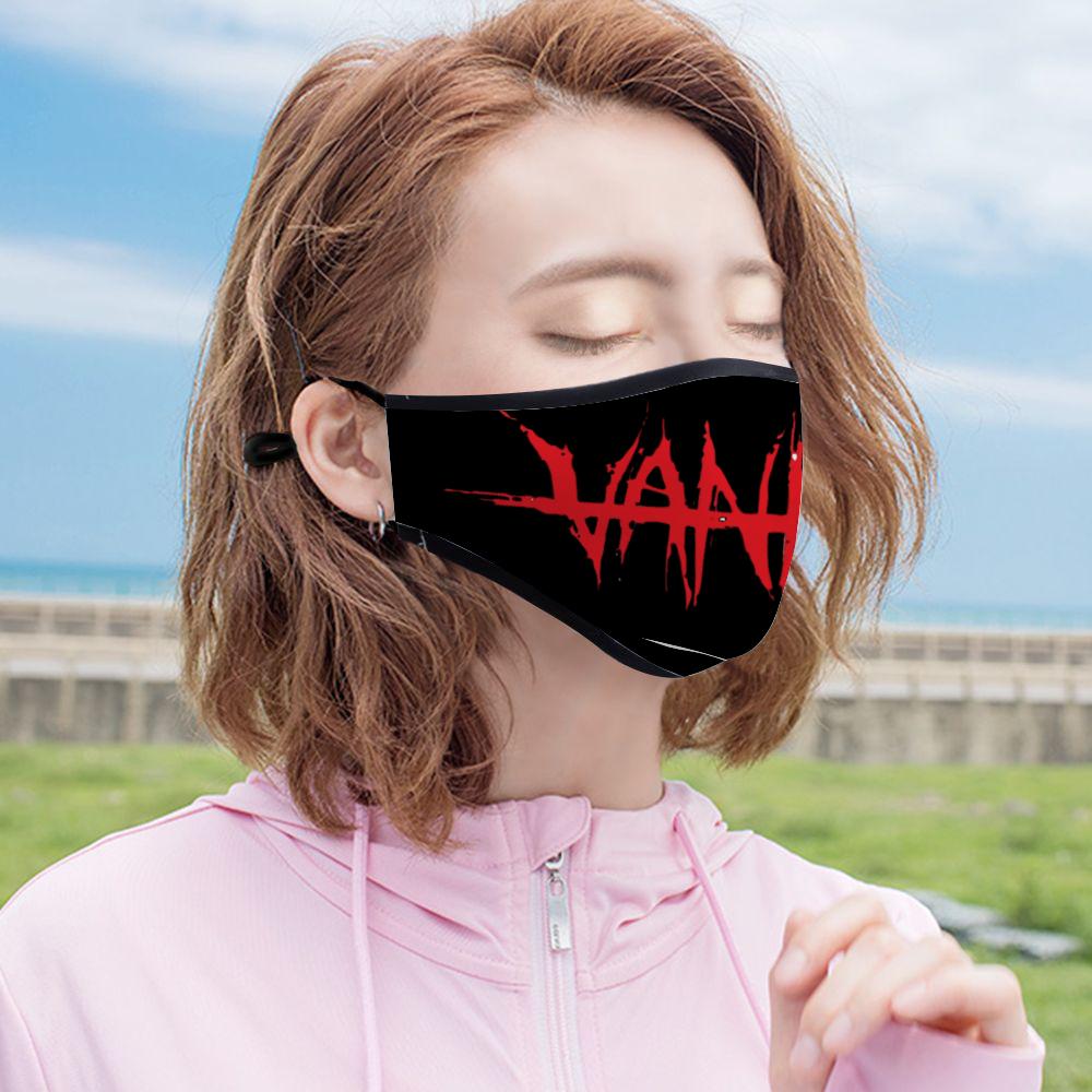 Juice Wrld No Vanity Face Cover