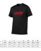 Unisex Classic T-Shirt Front Print DTG   Gildan 76000