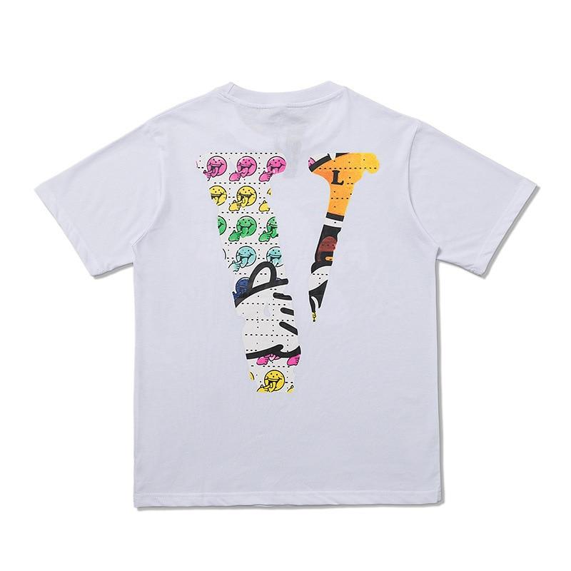 VLONE Friends Smiley T-shirt