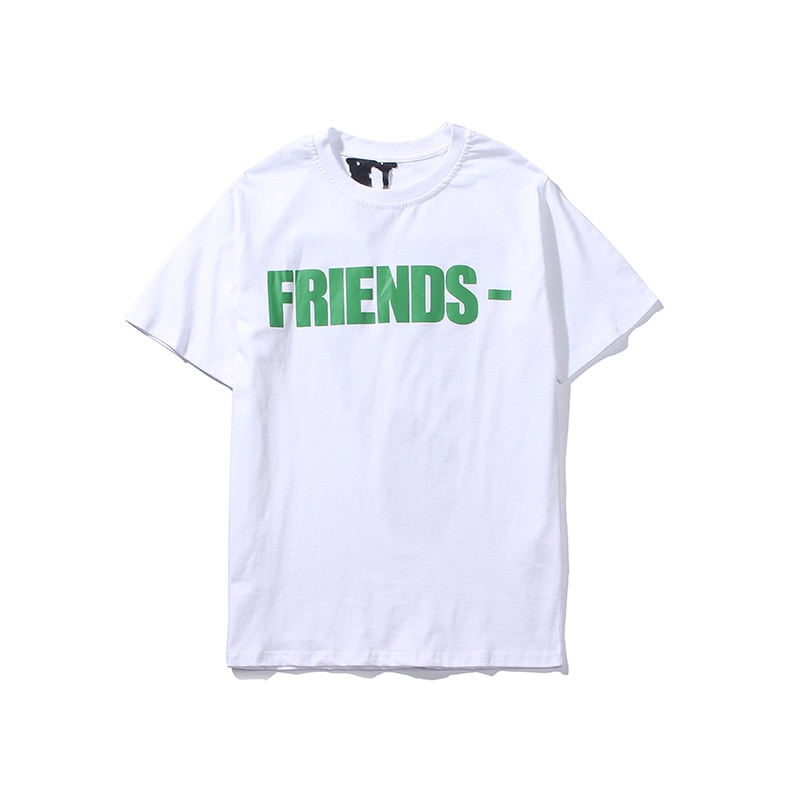New Friends VLONE Streetwear T-shirt
