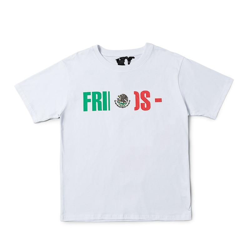 VLONE Mexican Flag T-shirt