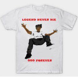 juice wrld 999 t-shirt
