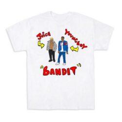 Juice WRLD Bandit White T-Shirt