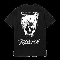 Juice WRLD X Revenge Legends Never Die Tee black