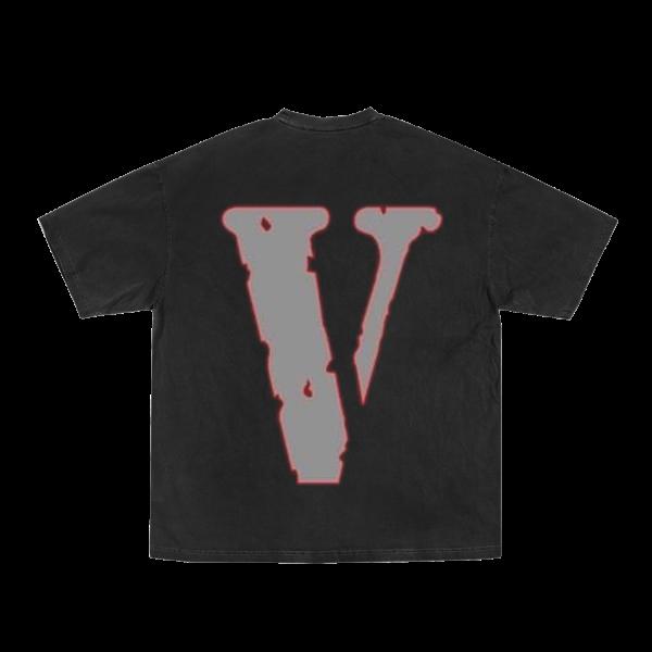 Juice-WRLD-X-VLONE-Man-of-the-Year-Black-T-Shirt