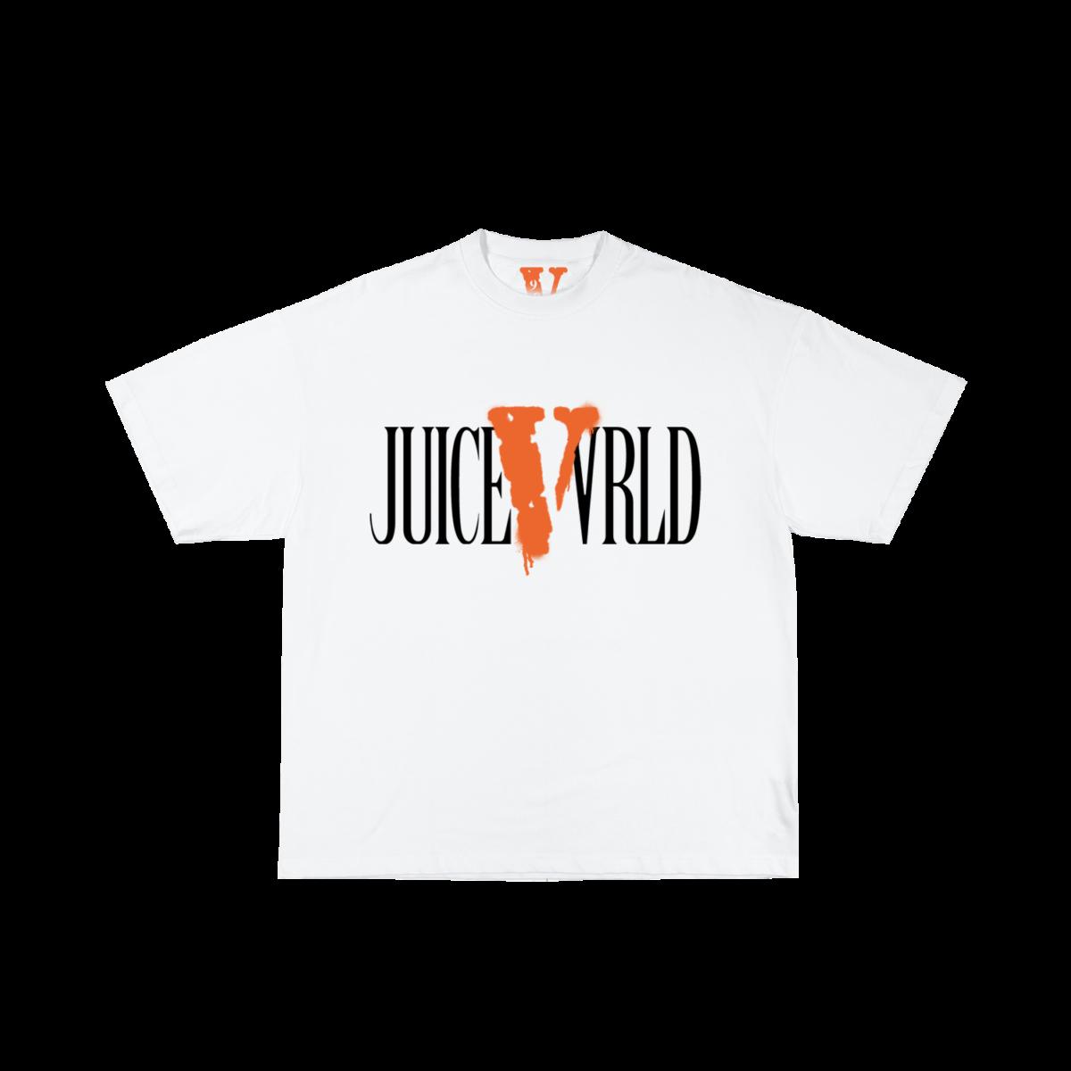 Juice Wrld X-Vlone shirt